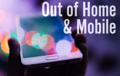 More Than the Sum of Their Parts: Out of Home and Mobile as Integrated Media Channels