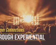 Summer is Coming: Use Experiential to Connect with Your Customer