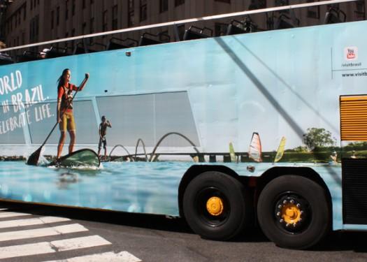 Brazil: Making a big splash on advertising's biggest stage