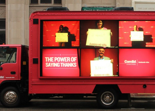 """ComEd: Helping the community say """"Thanks"""""""