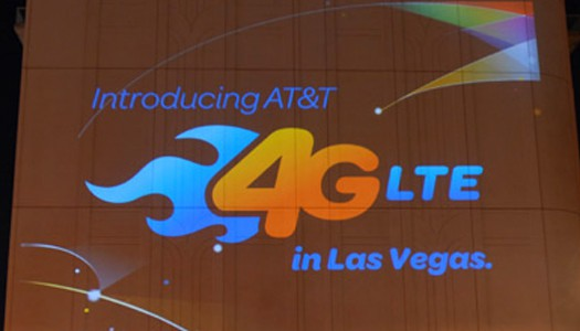 AT&T: Lighting up the west with mobile projection