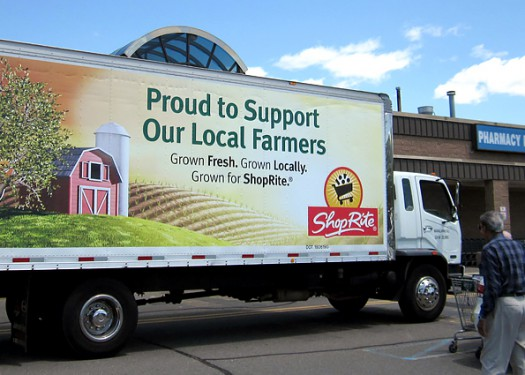 ShopRite: Delivering a local message with outdoor advertising