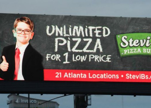 Stevi B's: Committed to the power of outdoor advertising