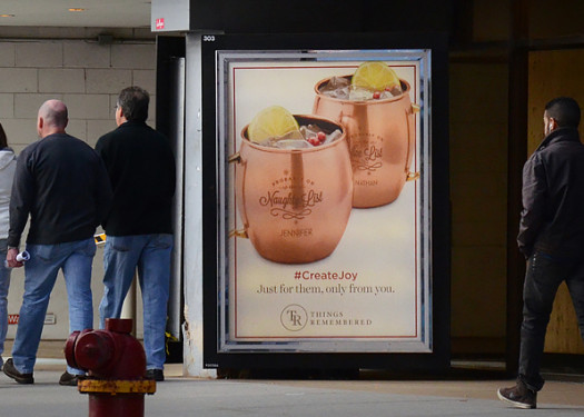 Things Remembered: Driving Holiday Retail Traffic with OOH
