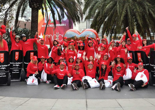ADOBE: Reaching Dreamforce Attendees