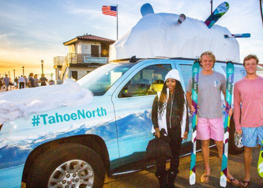 North Lake Tahoe - Bringing the Lake to Los Angeles