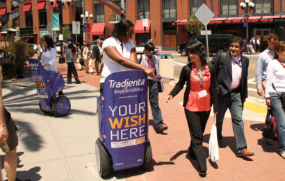 Maximize B2B  / Trade Show Branding through Smart Outdoor Advertising