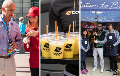 Fortune Cookies, Smoothies and Dog Food – Oh My!  An Experiential Update from EMC Events