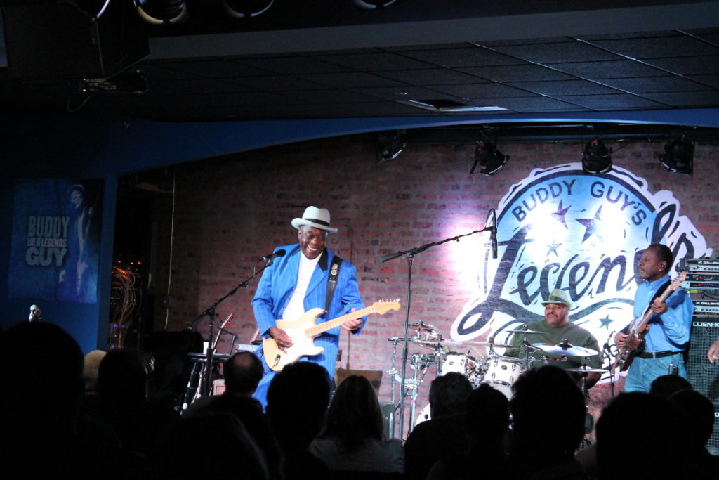 Buddy Guys Blues Bar