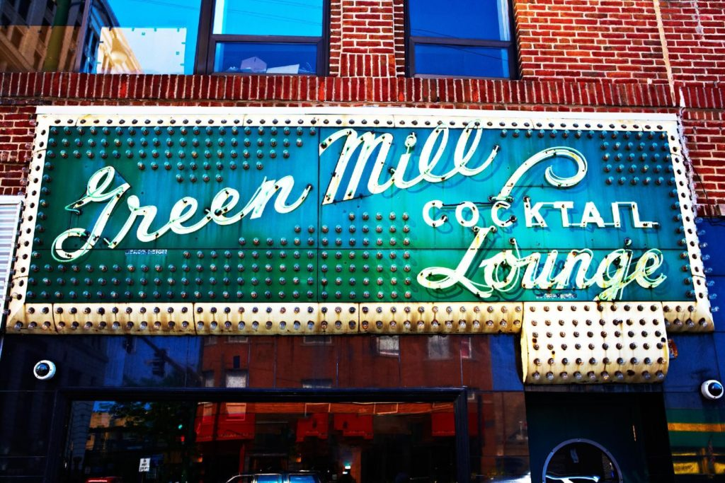 Green Mill Lounge