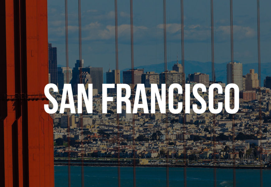 San Francisco | A Day in the Life of a Convention Attendee