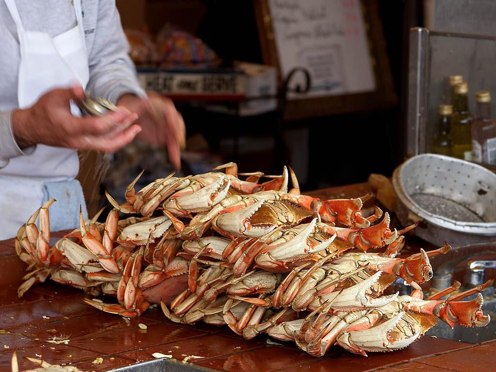 Fisherman's Wharf | Seafood