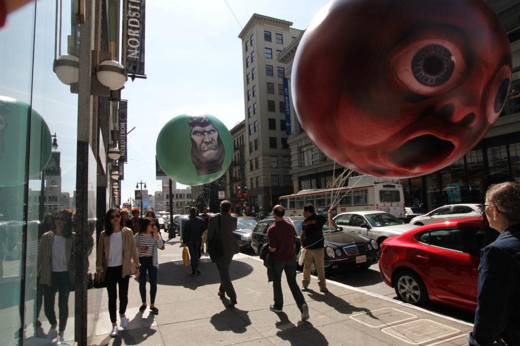Galderma | Balloons