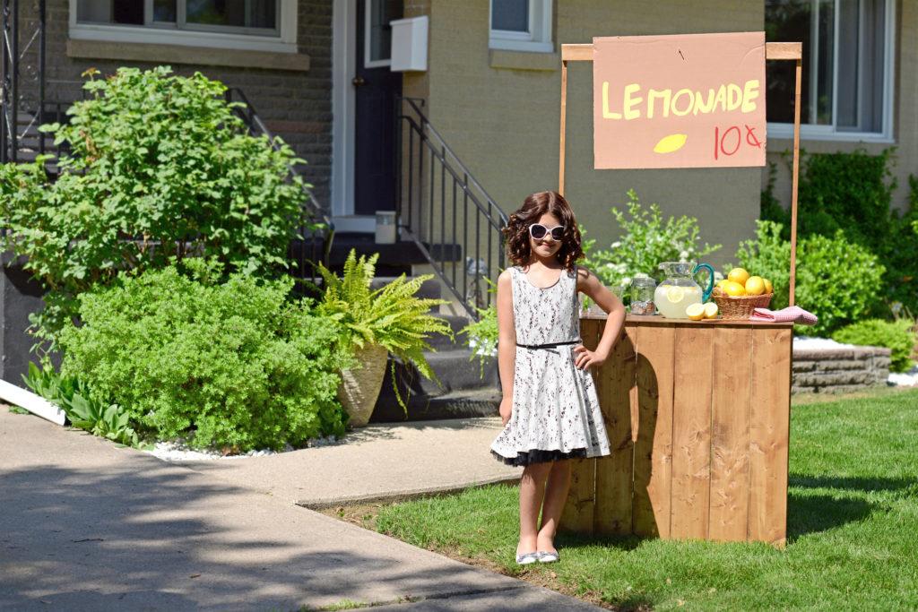 Rainy McGrew-Experiential-Lemonade Stand