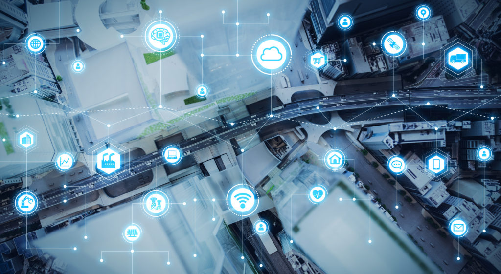 Smart Cities - Internet of Things