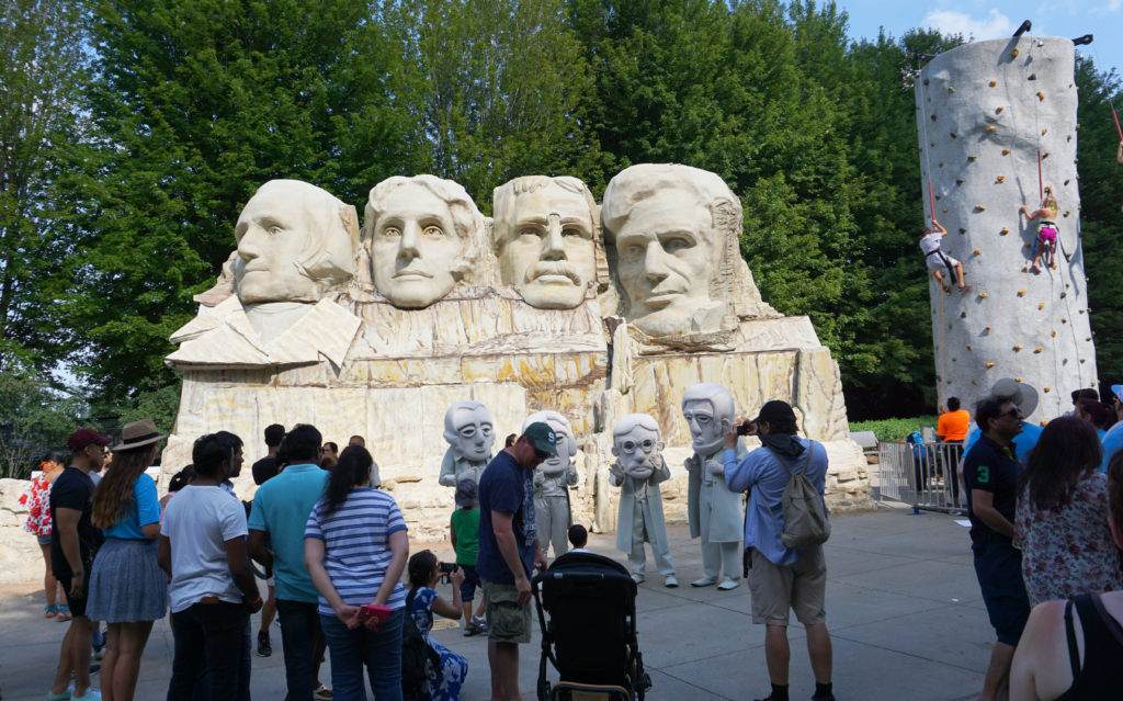 EMC Outdoor Blog - Travel South Dakota - Mt. Rushmore