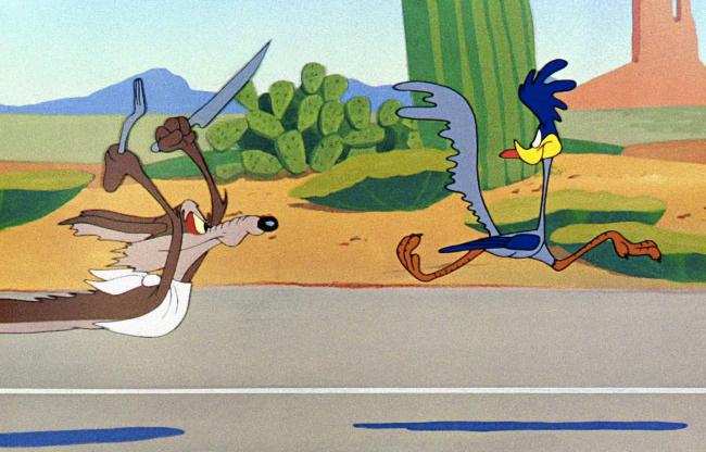 Coyote-Roadrunner