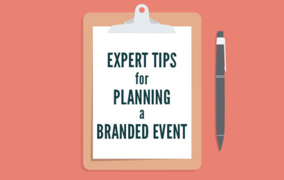 Expert Tips for Planning a Branded Event