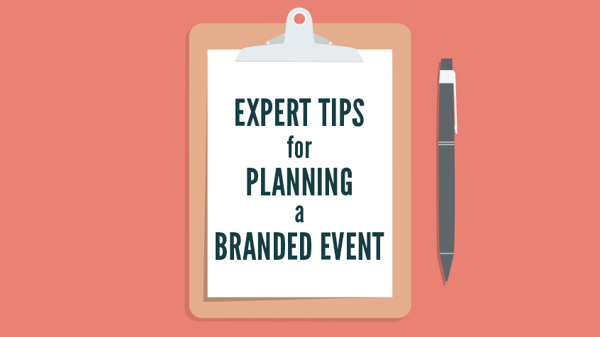 Expert Tips for Planning a Branded Event | EMC Outdoor Blog