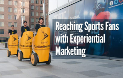 Reaching Sports Fans with Experiential Marketing