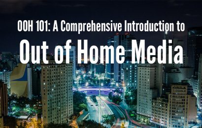 OOH 101: A Comprehensive Introduction to Out of Home Media [Ebook]