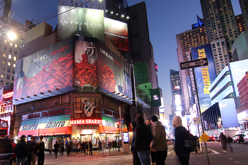 Intrinsic-Times-Square-Billboard-Spectacular