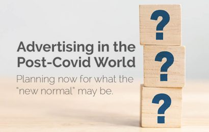 Advertising in the post-Covid World