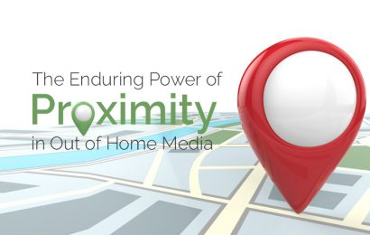 The Power of Proximity in Out of Home Media