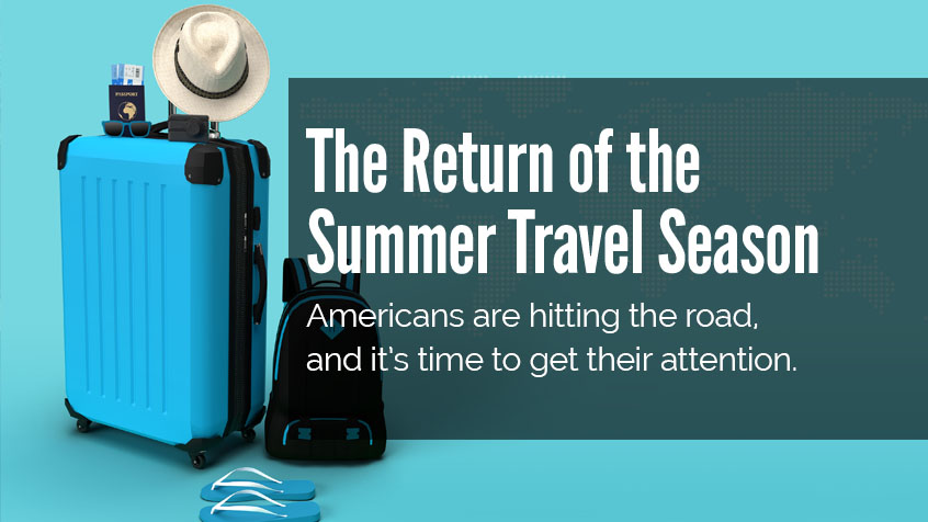 Travel Is Bouncing Back for 2021