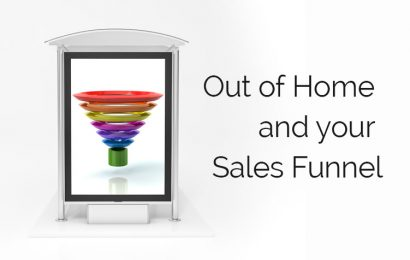 How Out of Home Media Can Drive Consumer Behavior Through the Entire Sales Funnel