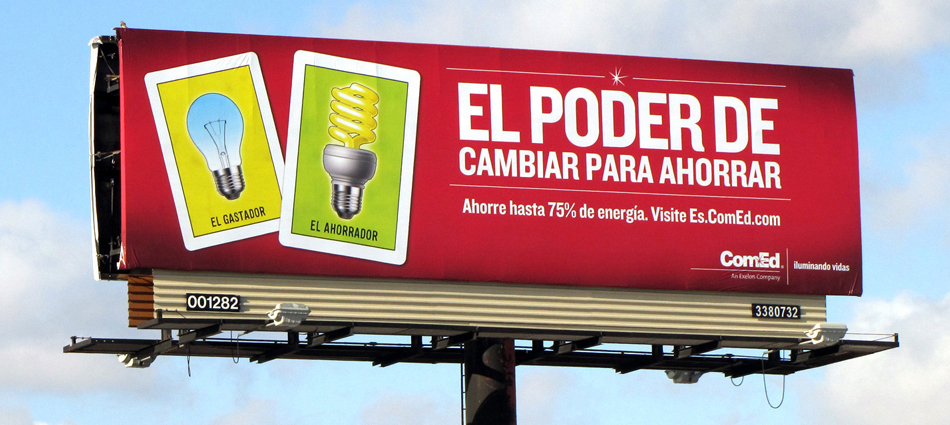 Communicate to your target demographic with outdoor advertising