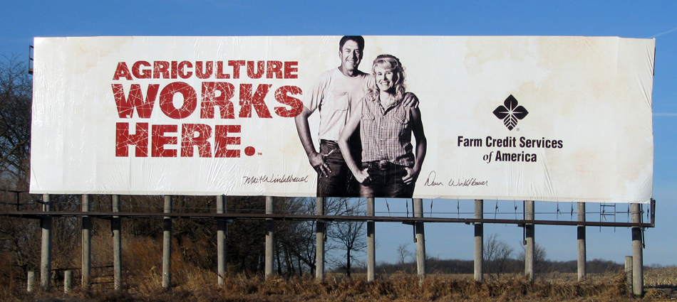 Reaching America's heartland with outdoor advertising
