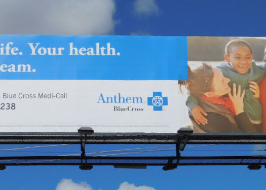Anthem: Reaching New Health Insurance Subscribers with Out of Home Media