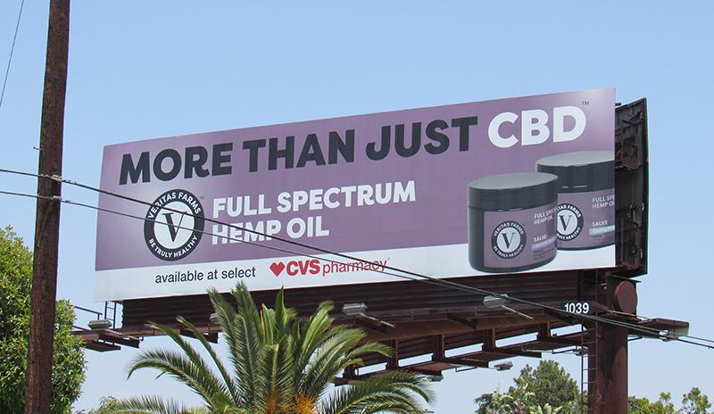 Veritas Farms Billboard 2